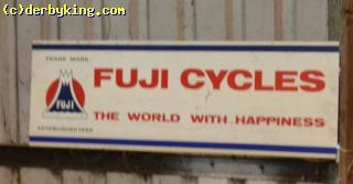 Cycle the world with happiness